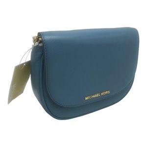 MICHAEL KORS BEDFORD Flap Front  Crossbody Bag